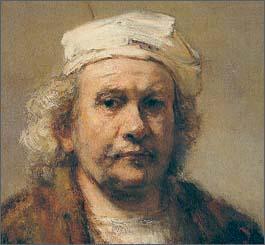 Complete Rembrandt Catalogue: Self Portraits