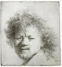 engravings and etchings mainly by old masters including a large and important group by rembrandt