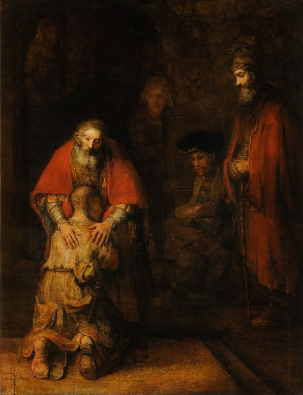 The Prodigal Son, Rembrandt van Rijn